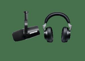 MV7 and Wireless Headphone Bundle