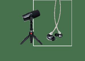 MV7 Kit + SE215 Pro Earphones