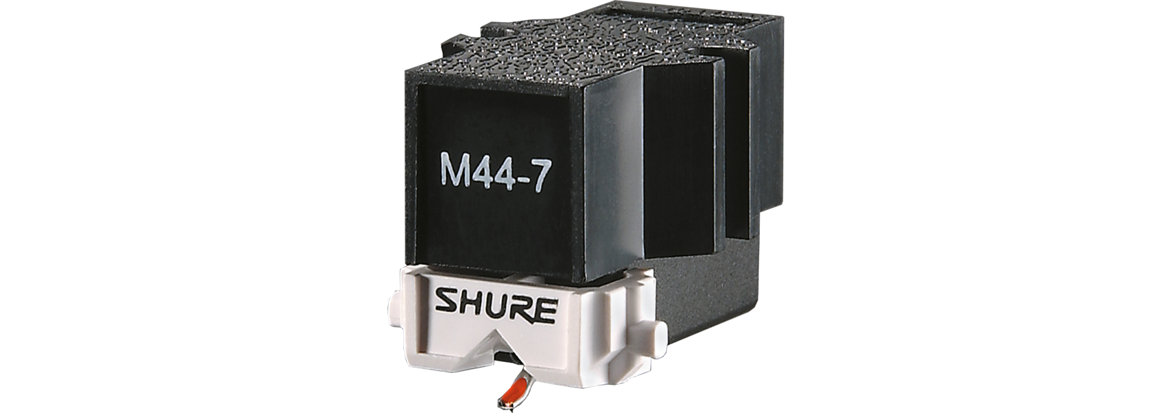 Ilustración Shure M44-7 Cápsula fonográfica