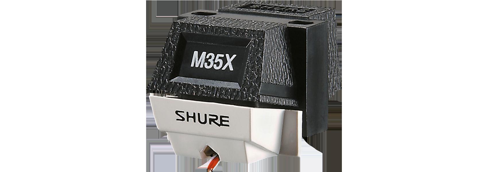 Immagine Shure M35X Testina Fonografica per DJ