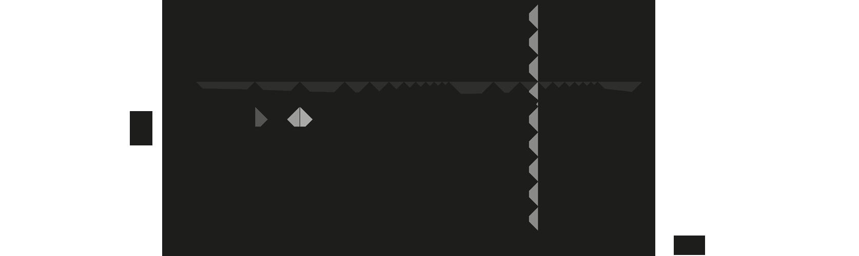 Shure KSM32 Micrófono de condensador cardioide (grafito o champán) Imagen de la curva de la respuesta en frecuencia