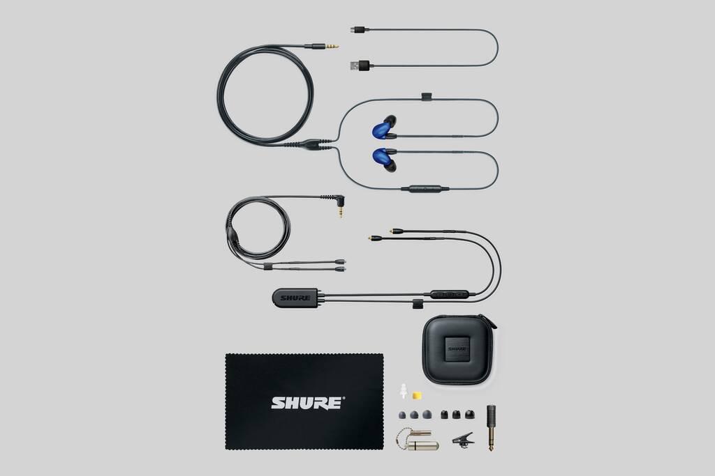 Ilustración Shure Auriculares Sound Isolating™