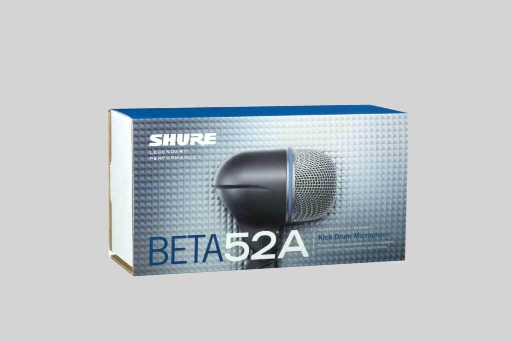 Immagine Shure Beta 52A Microfono per grancassa