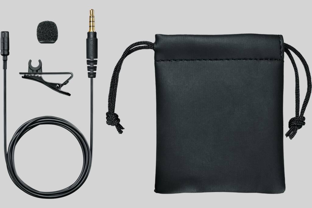 Immagine Shure Microfono Lavalier a Condensatore Omnidirezionale MOTIV ™ MVL per smartphone o tablet