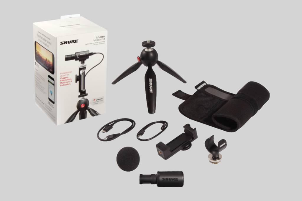 Immagine Shure Microfono stereo digitale a condensatore