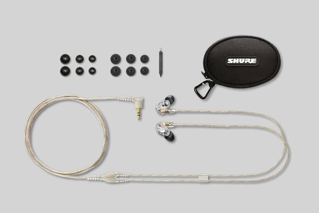 Ilustración Shure Professional Sound Isolating™ Earphones