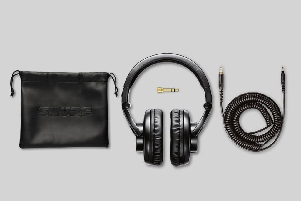 Ilustración Shure SRH440 Auriculares de calidad profesional