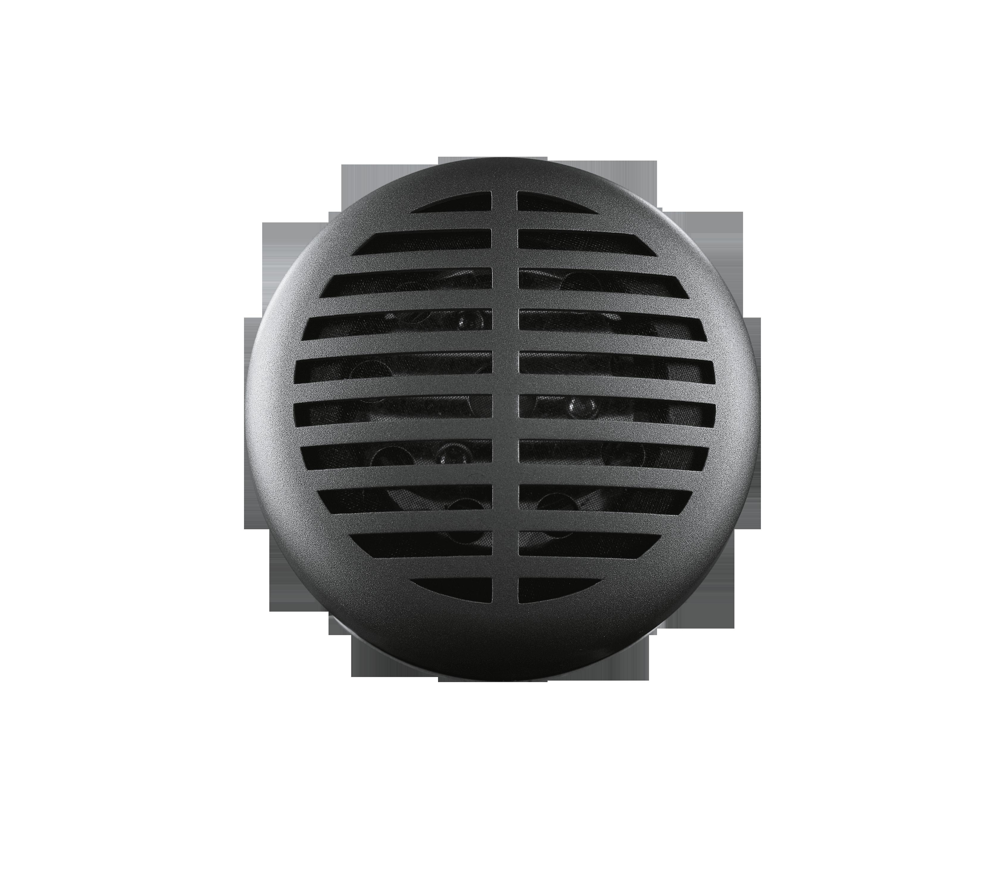 Ilustración Shure 520DX Micrófono de armónica