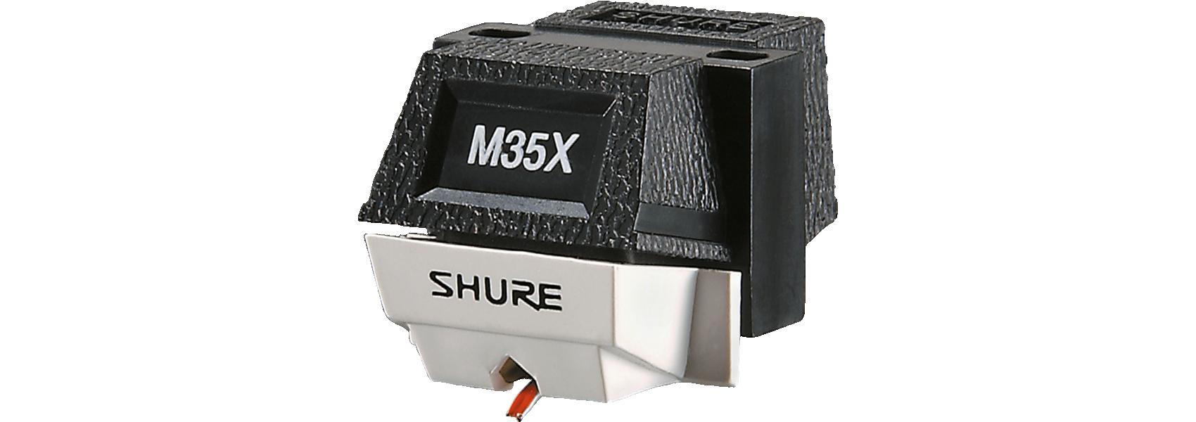 Ilustración Shure M35X Cápsula de tocadiscos para DJ
