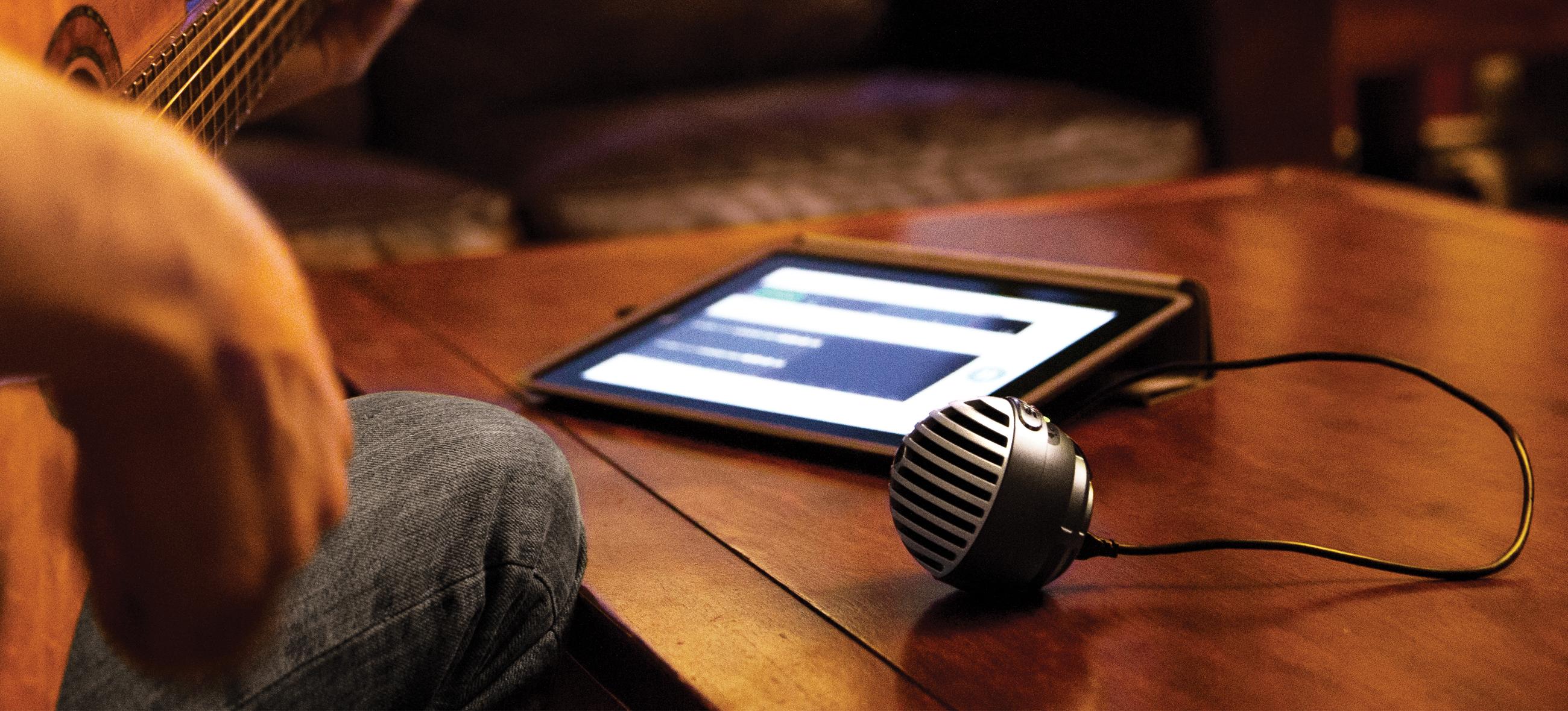 Immagine Shure Microfono digitale a condensatore