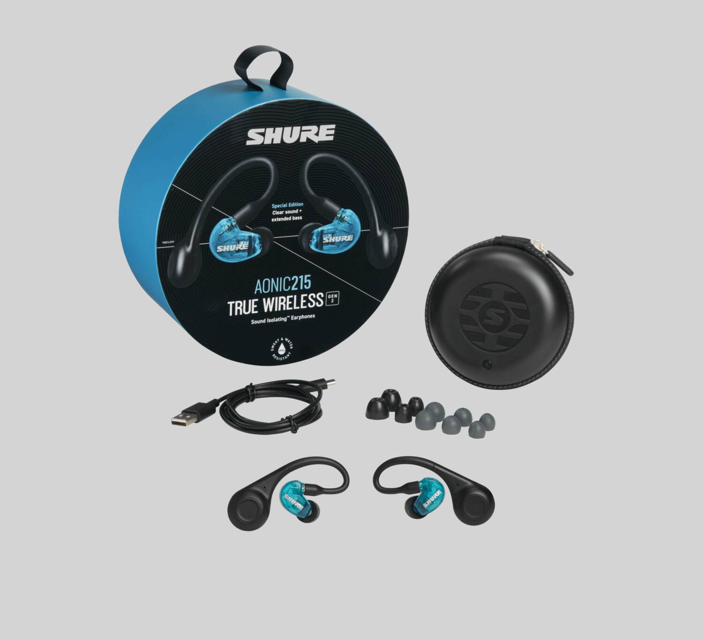 AONIC 215, Gen 2 - True Wireless Sound Isolating Earphones, Gen 2