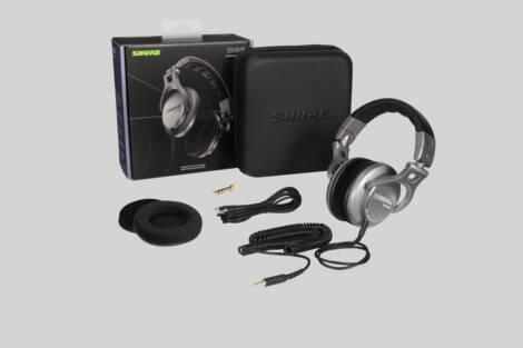 Ilustración Shure SRH940-SL-EFS